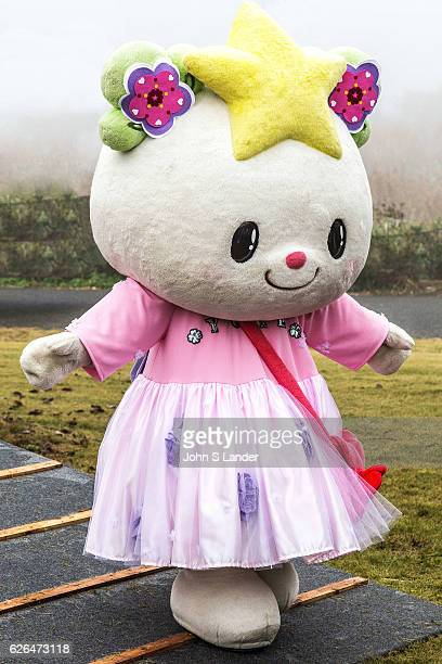 Takada Dream Mascot Japanese celebrate the silly eccentric and adorable like no other country Its obsession with the yurukyara mascots is a perfect...