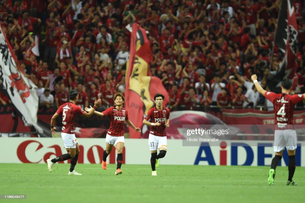 Urawa Red Diamonds v Nagoya Grampus - J.League J1 : News Photo