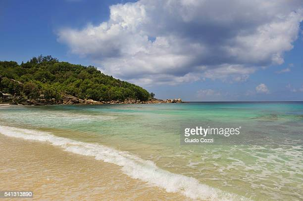Takamaka beach, Mahe, Seychelles, Indian Ocean islands