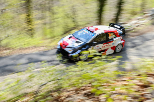 HRV: FIA World Rally Championship Croatia - Shakedown