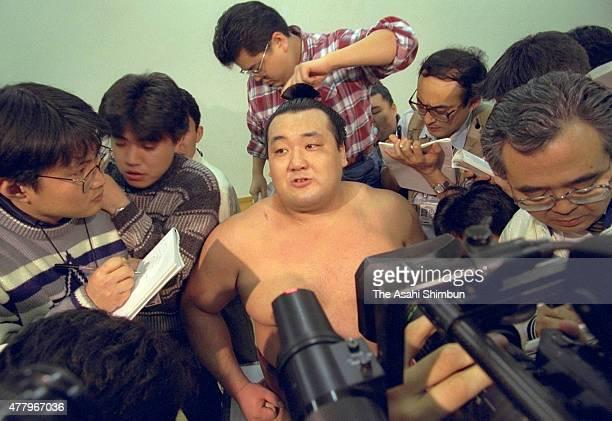 21点の貴ノ浪 貞博のストックフォト - Getty Images