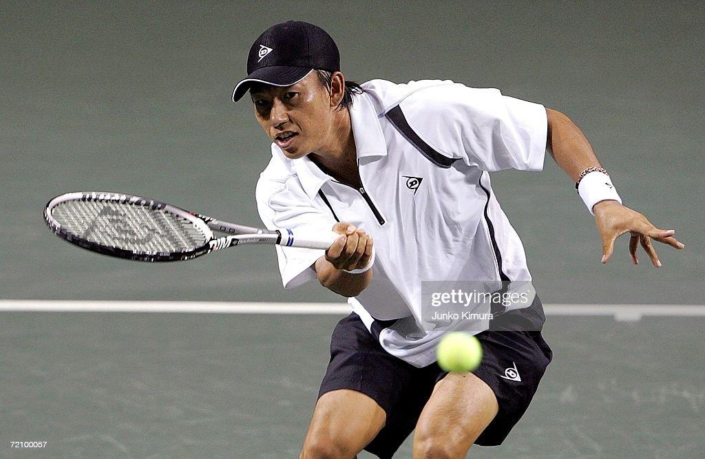 AIG Japan Open Tennis Championship 2006 - Day 6 : ニュース写真