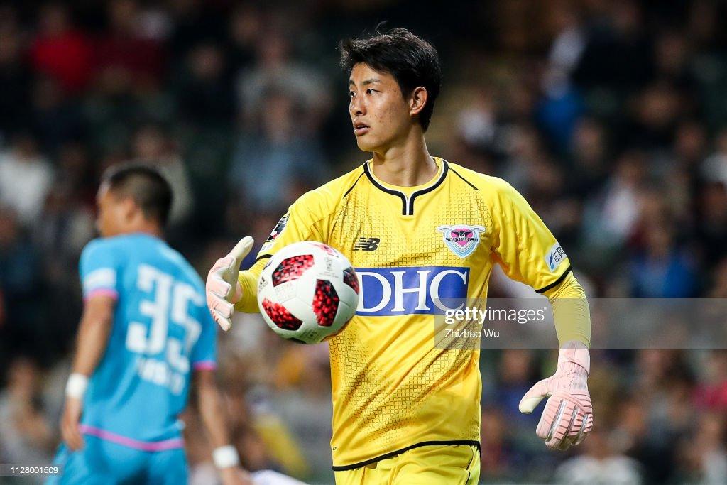 Sagan Tosu v Shandong Luneng Taishan FC : Nachrichtenfoto
