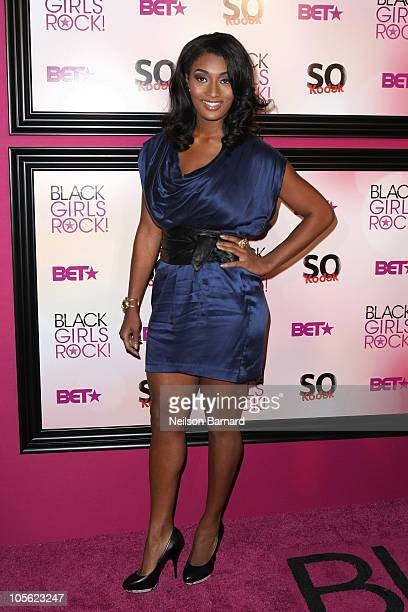 Takara attends the 5th Annual Black Girls Rock Awards at the Paradise Theater on October 16 2010 in the Bronx borough of New York City