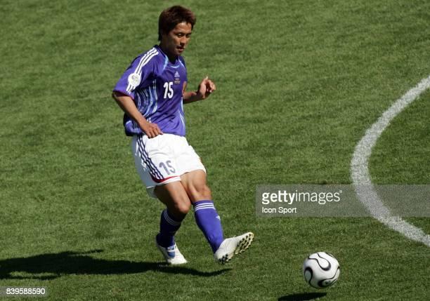 Takashi FUKUNISHI Australie / Japon Coupe du Monde 2006