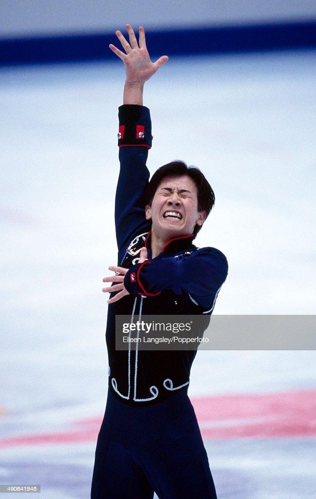 Takashi Honda - Nagano Olympics : ニュース写真