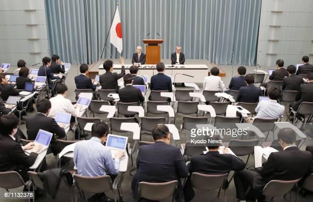 Takashi Imai chairman of a government panel on Emperor Akihito's abdication and Takashi Mikuriya a University of Tokyo professor emeritus on the...