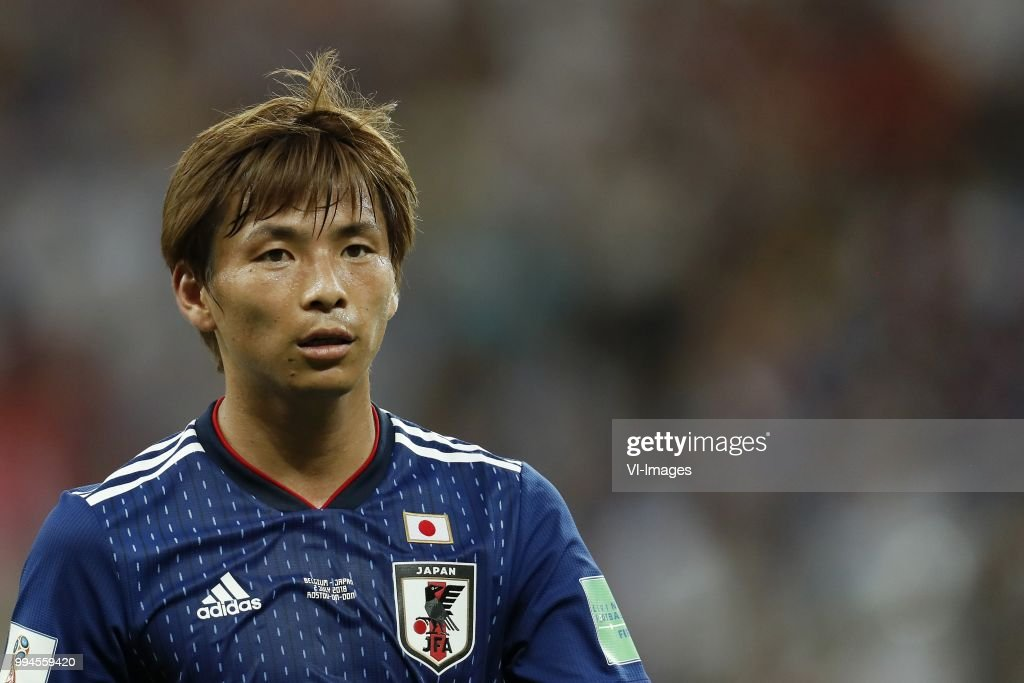 "FIFA World Cup 2018 Russia""Belgium v Japan"" : ニュース写真"