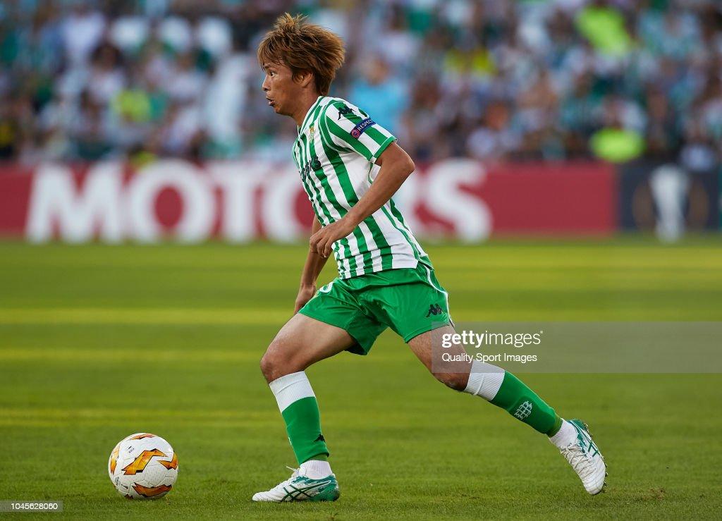Real Betis v F91 Dudelange - UEFA Europa League - Group F : ニュース写真