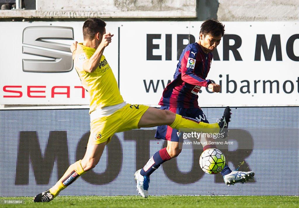 SD Eibar v Villarreal CF - La Liga