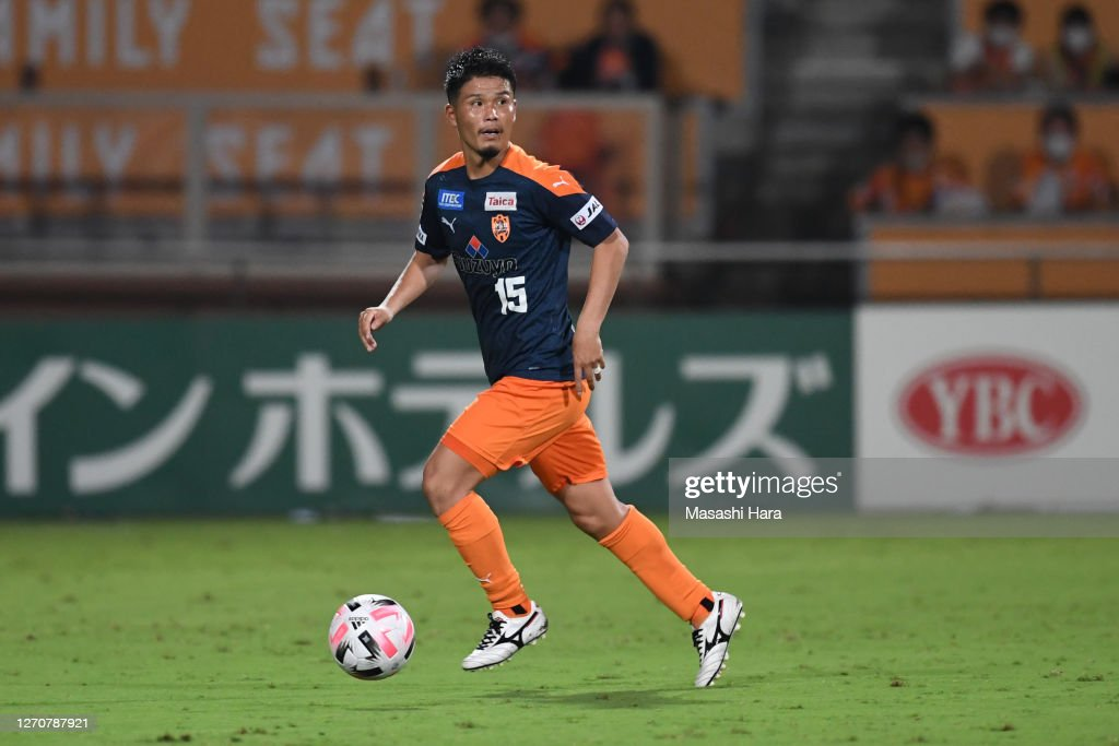 Shimizu S-Pulse v Kashiwa Reysol - J.League Meiji Yasuda J1 : News Photo