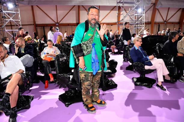 FRA: Raf Simons : Front Row - Paris Fashion Week - Menswear Spring/Summer 2020