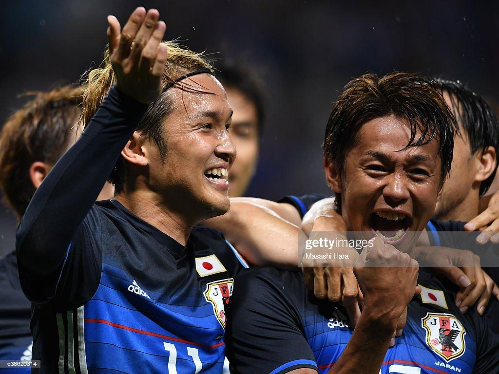 Japan v Bosnia And Herzegovina - International Friendly