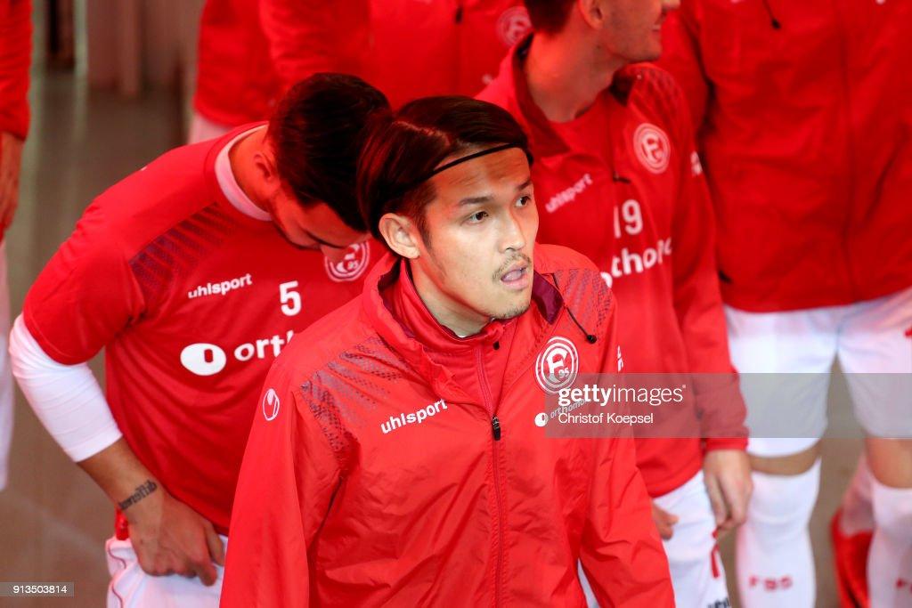 Fortuna Duesseldorf v SV Sandhausen - Second Bundesliga : News Photo