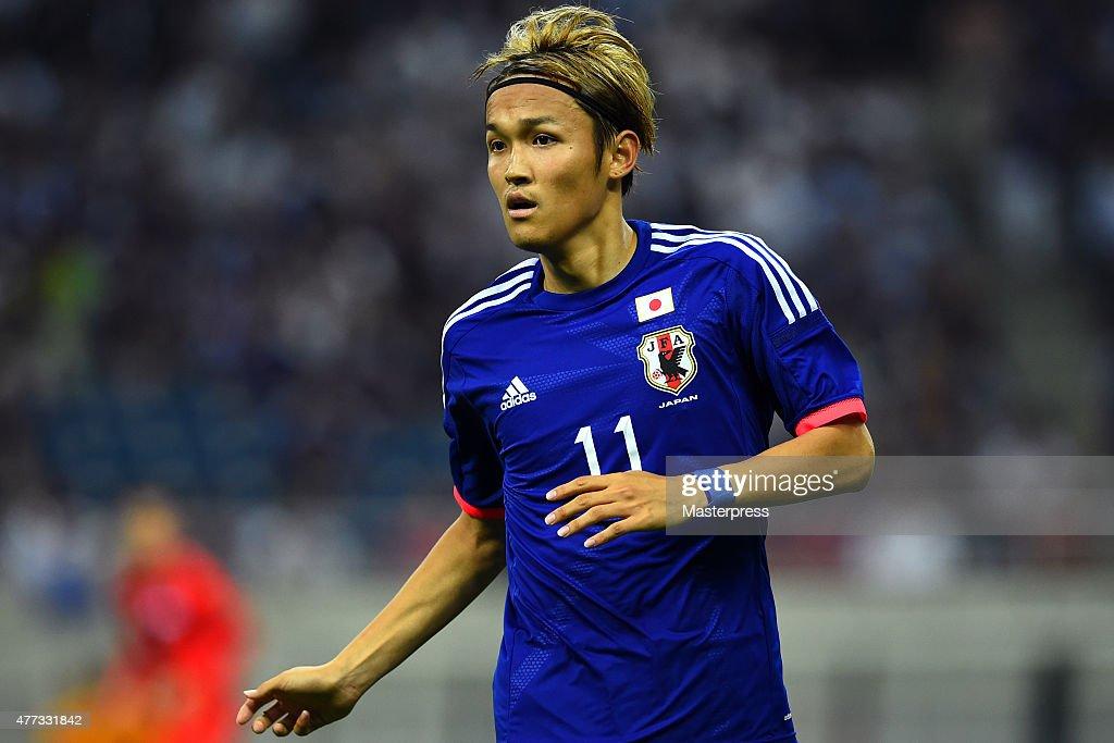 Japan v Singapore - 2018 FIFA World Cup Qualifier : News Photo