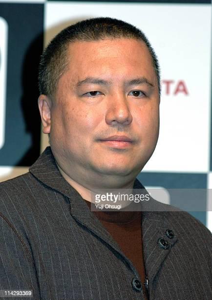 "Takashige Ichise, producer during 18th Tokyo International Film Festival - ""Rinne"" Press Conference at Roppongi Hills in Tokyo, Japan."