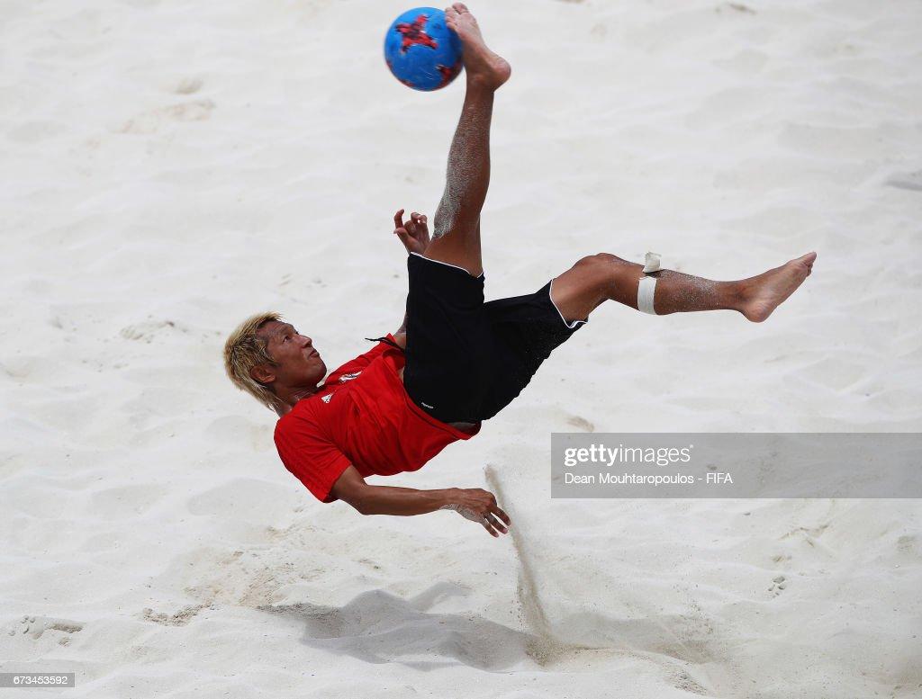 Previews - FIFA Beach Soccer World Cup Bahamas 2017