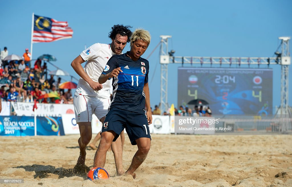 AFC Beach Soccer Championship 2017 : ニュース写真