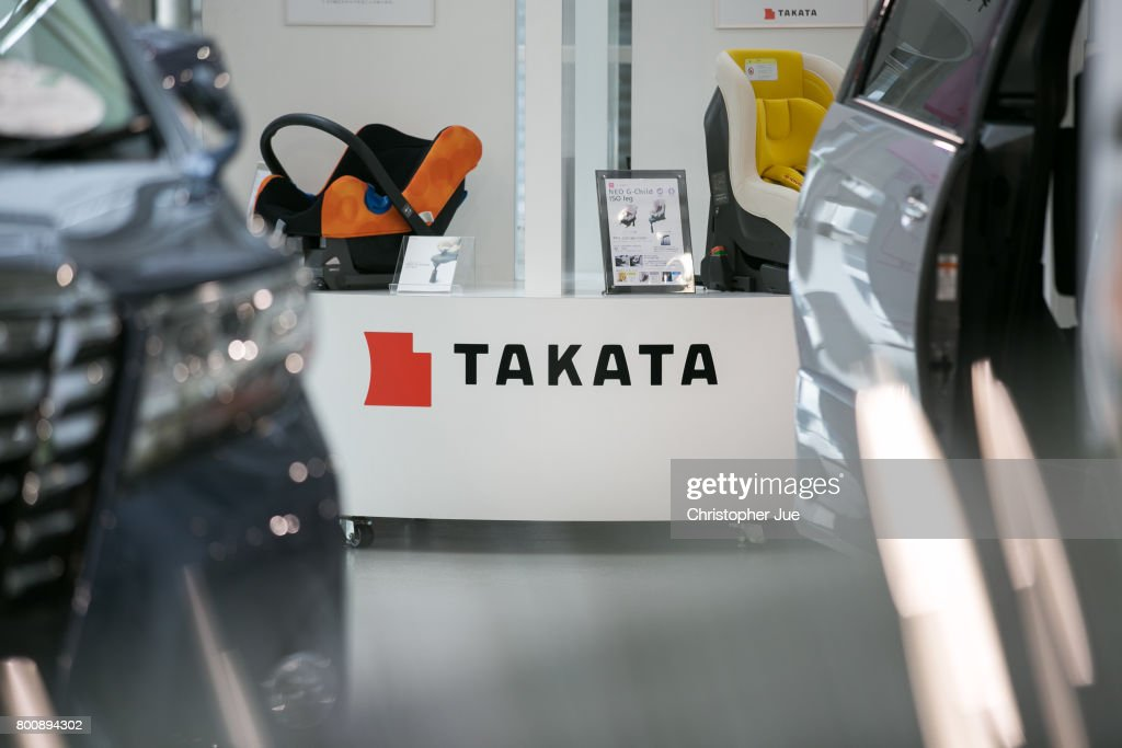 Takata Corp. Files For Bankruptcy : News Photo