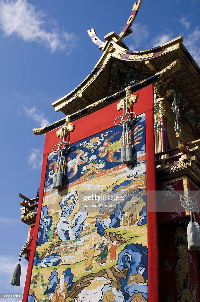 Takayama festival : ストックフォト