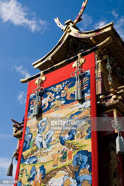 takayama festival - kazuko kimizuka bildbanksfoton och bilder