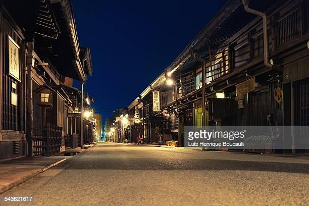 Takayama & Old Town