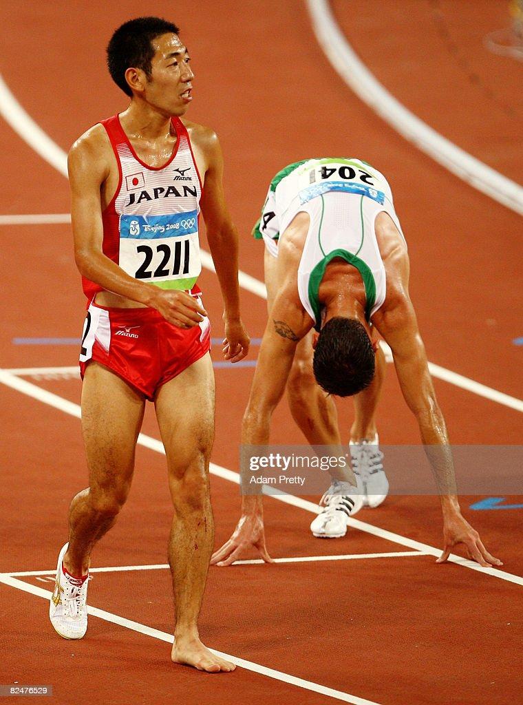 Olympics Day 12 - Athletics : ニュース写真
