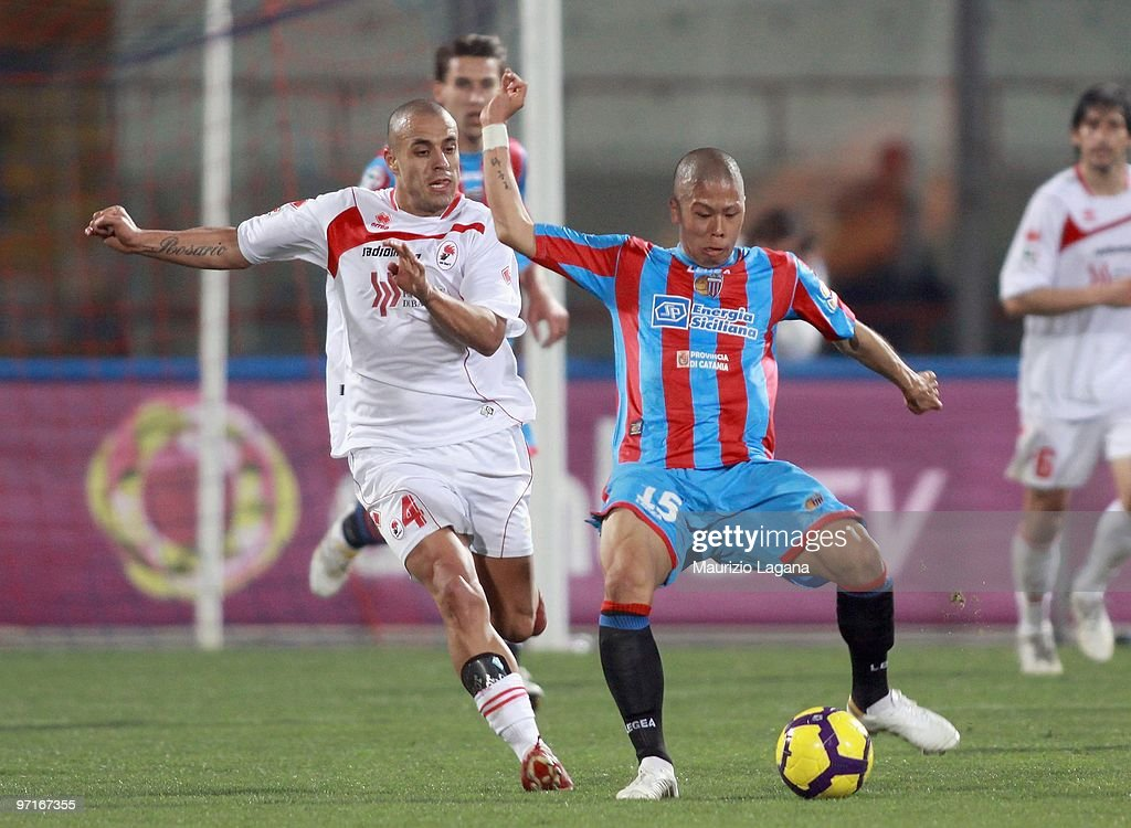Catania Calcio v AS Bari - Serie A