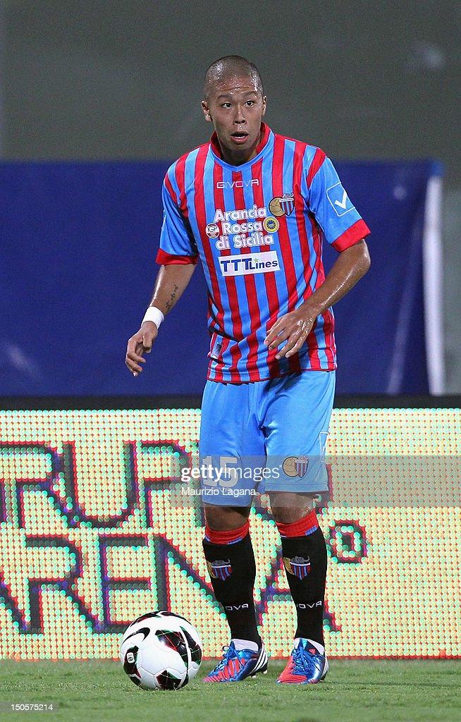 Catania Calcio v US Sassuolo - TIM Cup : ニュース写真