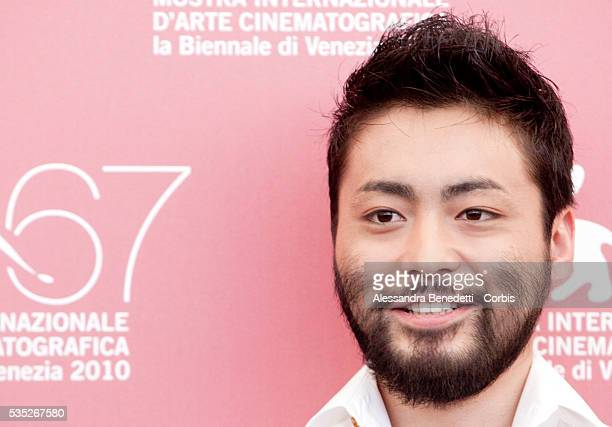Takayuki Yamada attends the photocall of movie '3 Assassins' presented in competiiton at the 67th Venice Film Festival