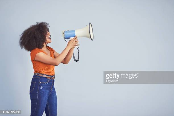 take a stand for every woman out there - politics concept stock pictures, royalty-free photos & images
