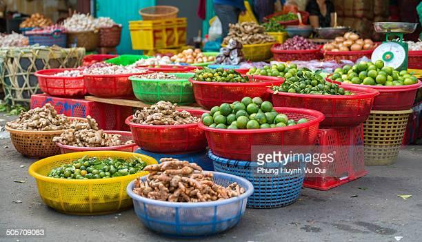 Take in Ong Lanh market, Ho Chi Minh, May 2014.