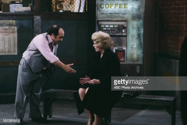 TAXI Take My ExWife Please which aired on February 18 1982 DANNY