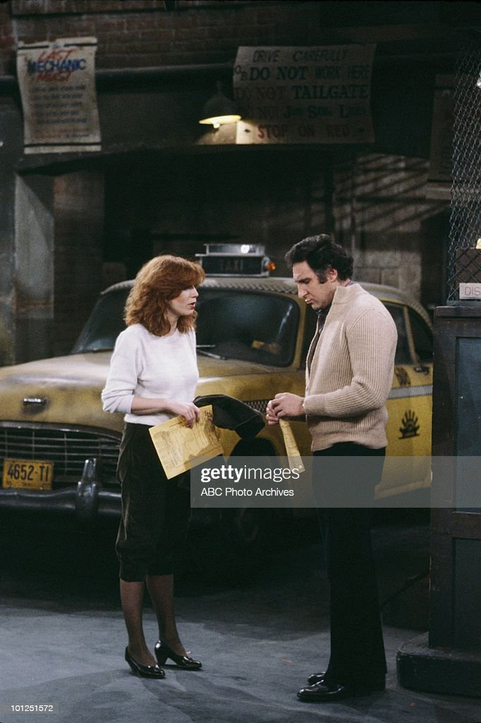 TAXI - 'Take My Ex-Wife, Please' which aired on February 18, 1982. (Photo by ABC Photo Archives/ABC via Getty Images) MARILU