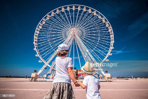take my hand - ferris wheel stock pictures, royalty-free photos & images
