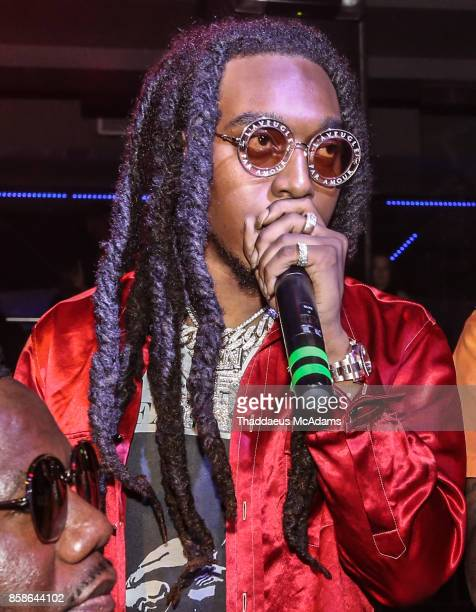 TAke Off at Story Nightclub on October 6 2017 in Miami Beach Florida