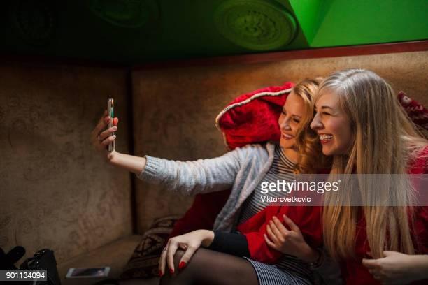 Selfie überall hin mitnehmen