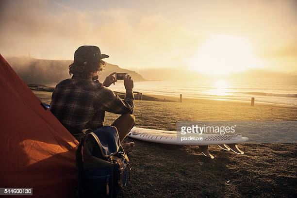 take some time to yourself - candid beach stock photos and pictures