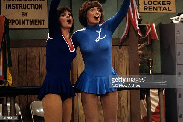 LAVERNE SHIRLEY Take Two They're Small 11/22/79 Cindy Williams Penny Marshall