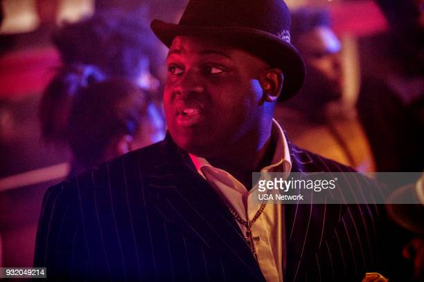 G 'Take your Best Shot' Episode 104 Pictured Wavyy Jonez as Christopher 'Biggie' Wallace