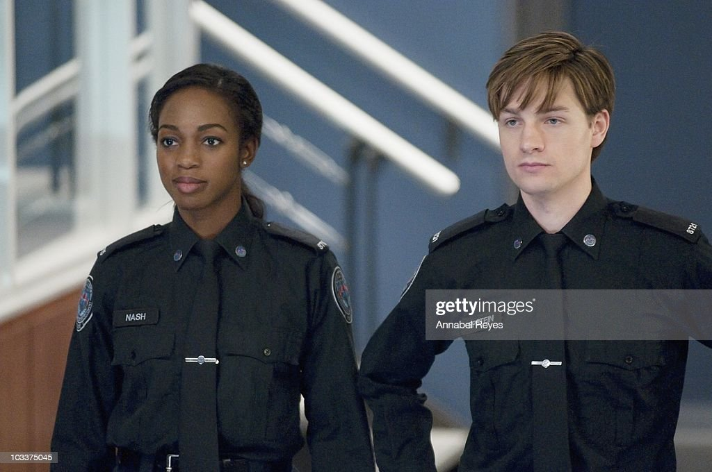 BLUE - 'Takedown' - When Andy and Chris make an untimely arrest, they unknowingly compromise a major drug bust. Andy steps up, attempting to salvage the operation by going undercover with Swarek, but a critical change in plans puts both of their lives in danger. Back at the station, Dov learns more about his girlfriend than he wanted to know - forcing him to chose between police work and his love life -- on the Season Finale of 'Rookie Blue,' THURSDAY, SEPTEMBER 9 (10:00-11:00 p.m., ET) on the ABC Television Network. (Photo by Annabel Reyes/ABC via Getty Images) ENUKA