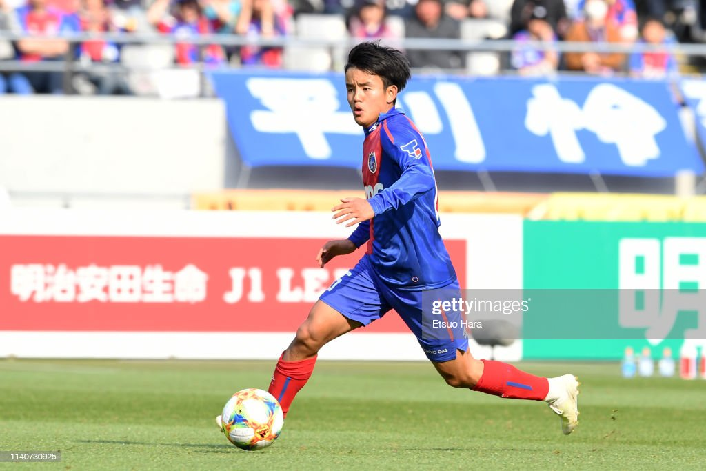FC Tokyo v Shimizu S-Pulse - J.League J1 : ニュース写真