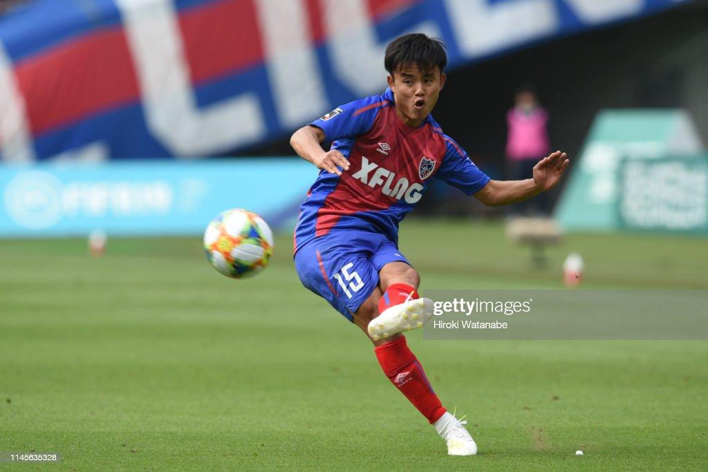 FC Tokyo v Matsumoto Yamaga - J.League J1 : ニュース写真