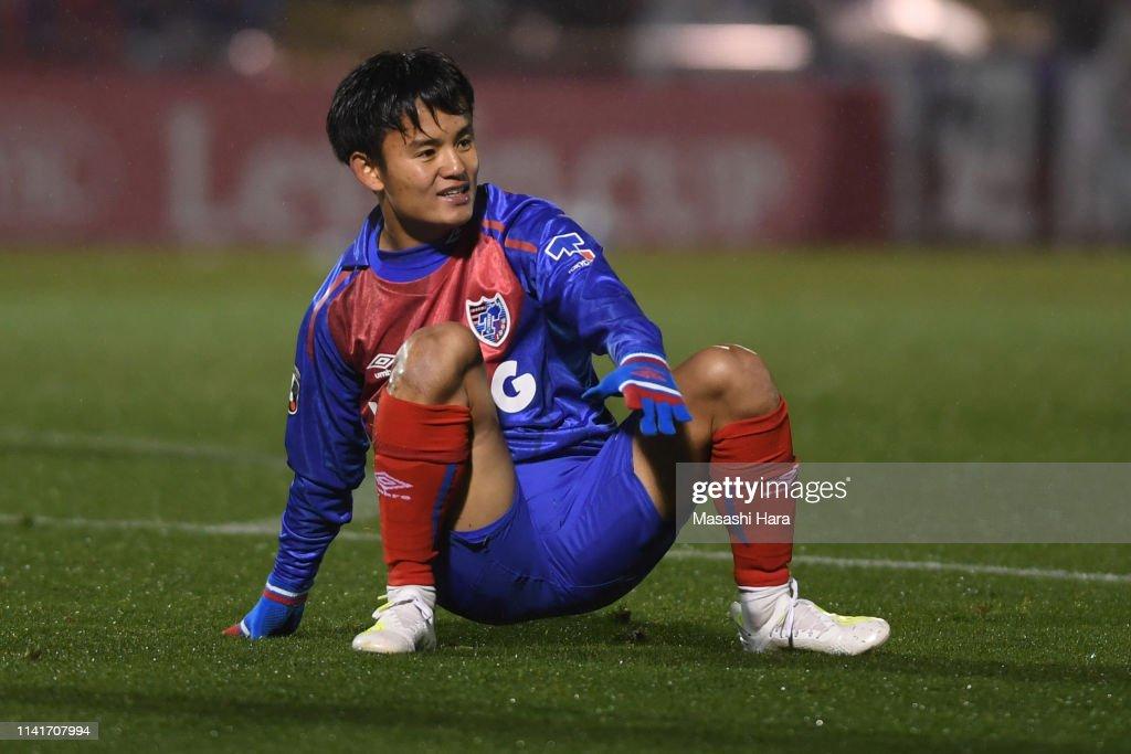 FC Tokyo v Sagan Tosu - J.League Levain Cup Group B : ニュース写真