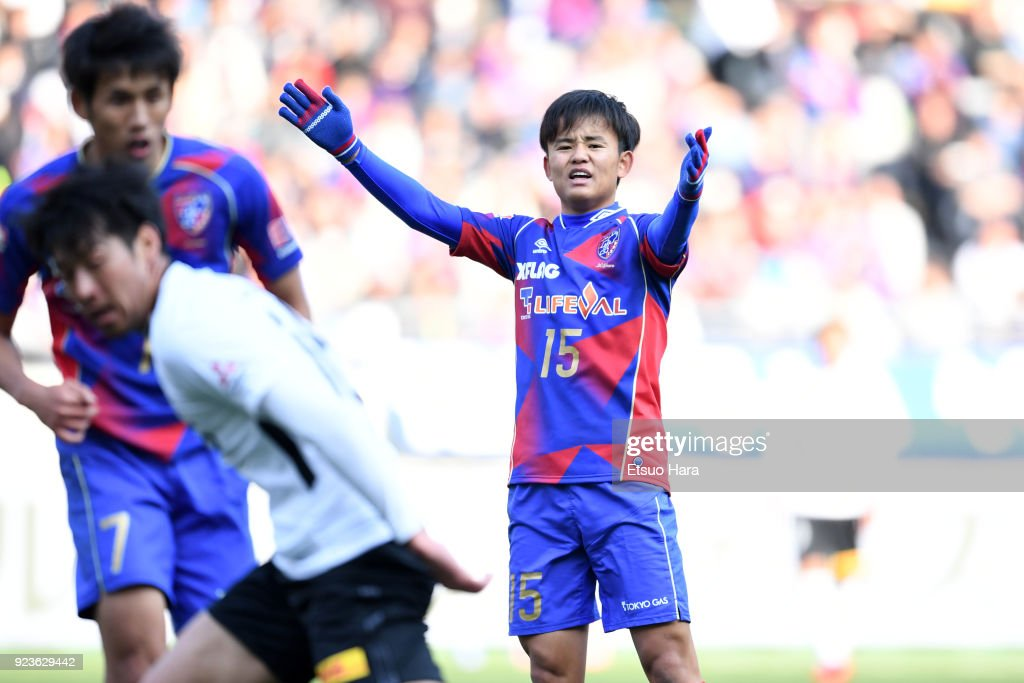 FC Tokyo v Urawa Red Diamonds - J.League J1