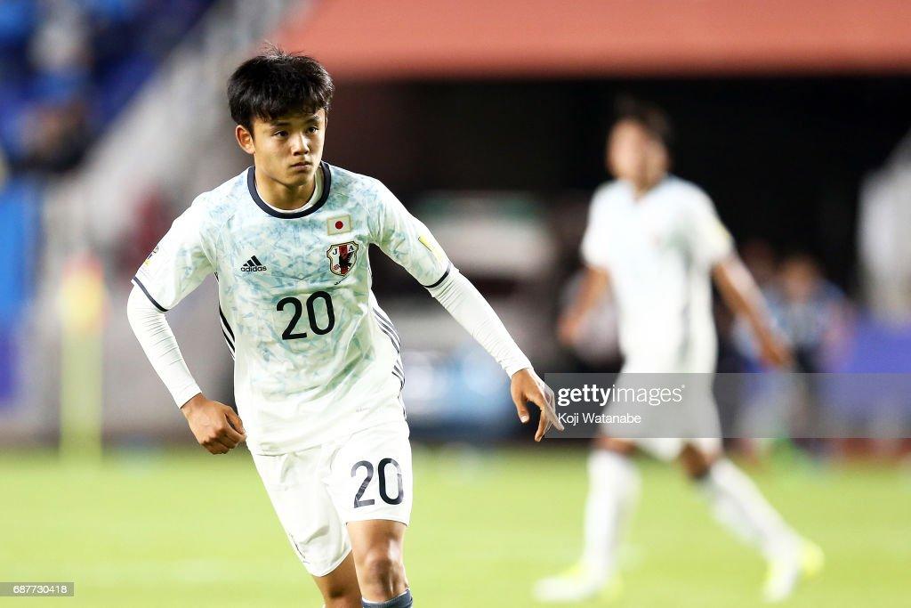 Uruguay v Japan - FIFA U-20 World Cup Korea Republic 2017 : News Photo