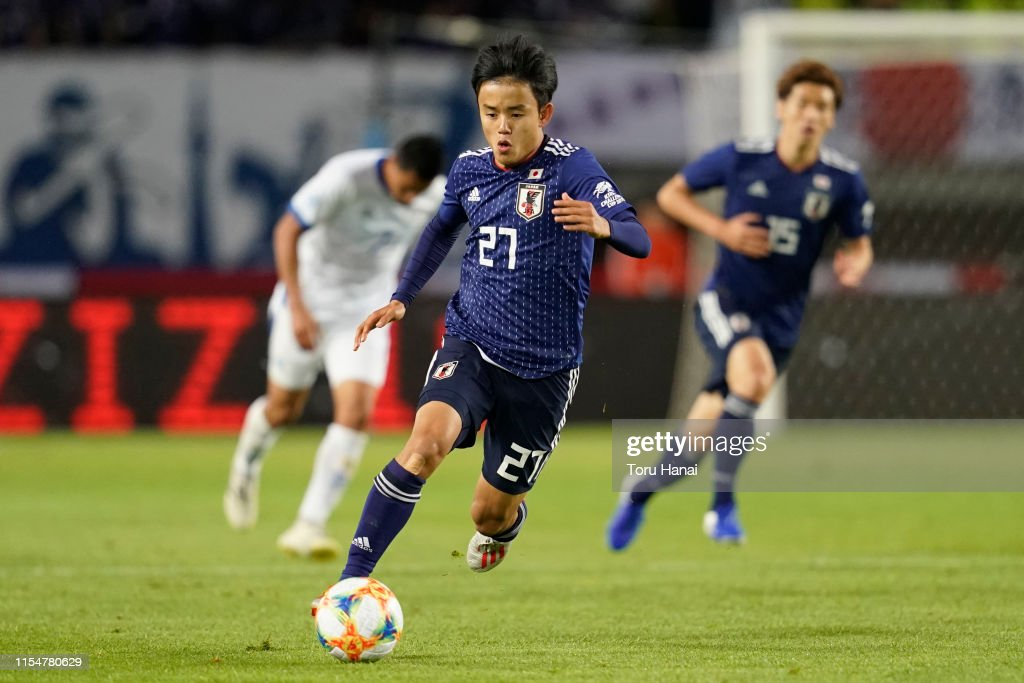 Japan v El Salvador - International Friendly : ニュース写真
