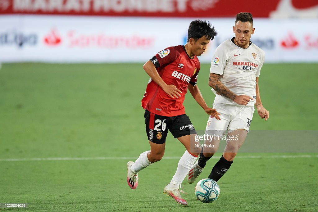 Sevilla FC v RCD Mallorca  - La Liga : Fotografía de noticias
