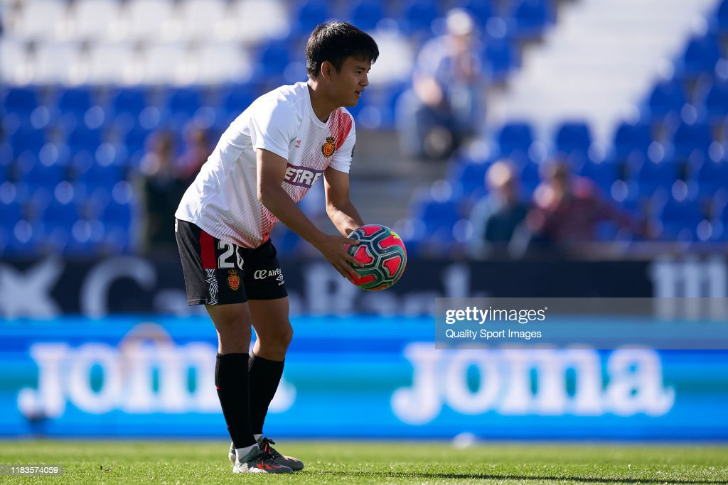 CD Leganes v RCD Mallorca  - La Liga : News Photo