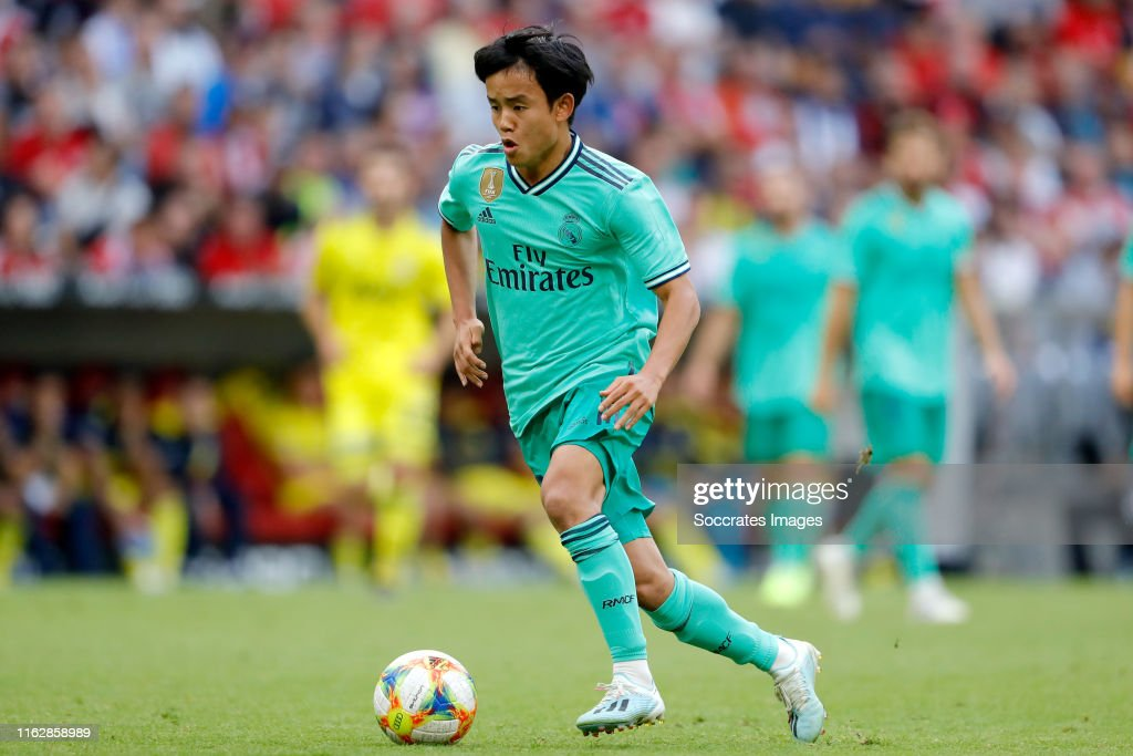Real Madrid v Fenerbahce - Audi Cup : News Photo